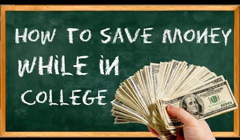 5 Tricks to Save Money in College