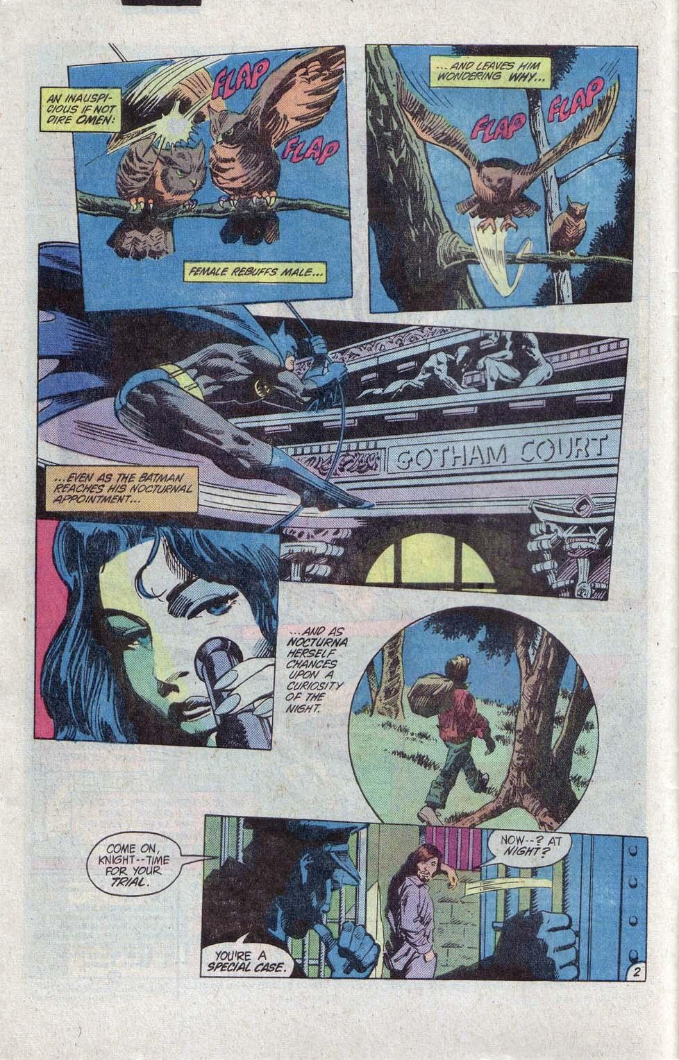 Detective Comics (1937) 530 Page 2