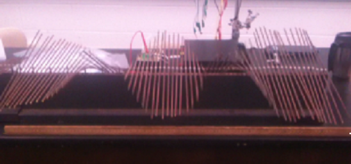 Jacobs Physics: Waves on a wave machine: quantitative iphone ...