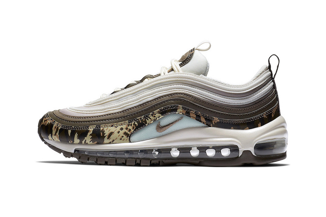 Nike Air Max 97 Camo Pack Coming Planet Of The Sanquon