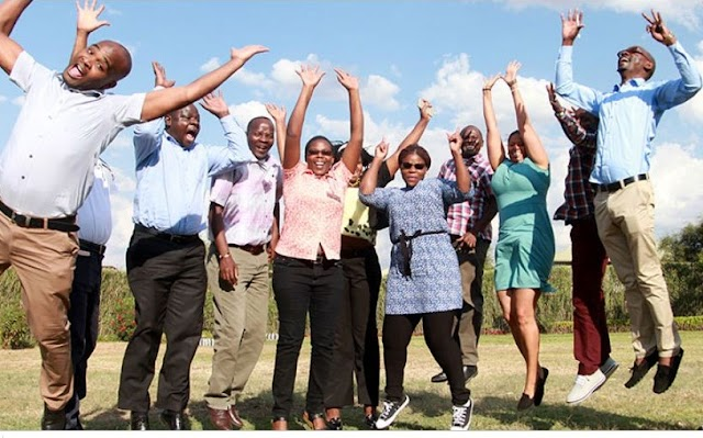 Rise Up Leaders Gender Equity Initiative (GEI) in South Africa!