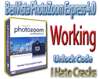 BenVista PhotoZoom Express 4.0 Free Download With Working And Legal Key
