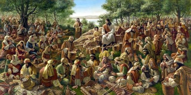 Resultado de imagem para Lucas 12,1-7