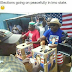 Huh! Nigerians organise their own US presidential elections in Imo state