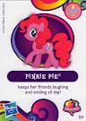 My Little Pony Wave 10 Pinkie Pie Blind Bag Card