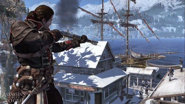 Assassins Creed Rogue