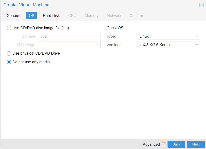 Migrate VMWare ESXi Virtual Machines to Proxmox KVM - Technotes id
