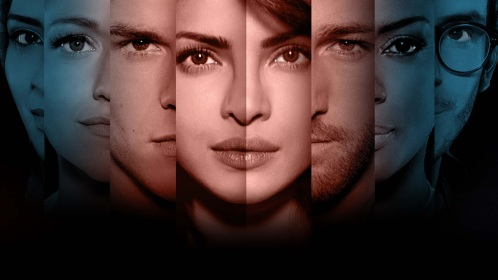 Quantico 1° Temporada – Torrent (2015) HDTV | 720p Legendado Download