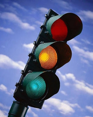Red signal turns Green