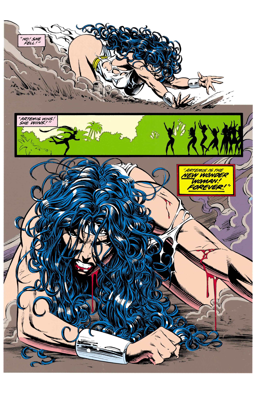 Read online Wonder Woman (1987) comic -  Issue #92 - 23