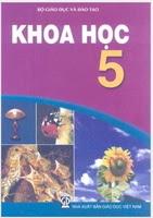 Sách Giáo Khoa Khoa học 5 - Bùi Phương Nga