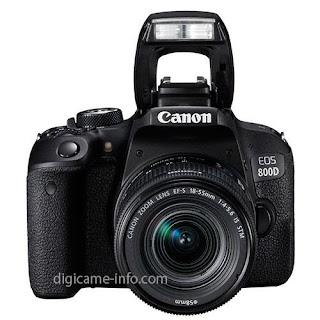 تسريبات: المواصفات الكاملة لكاميرا Canon EOS Rebel T7i / 800D