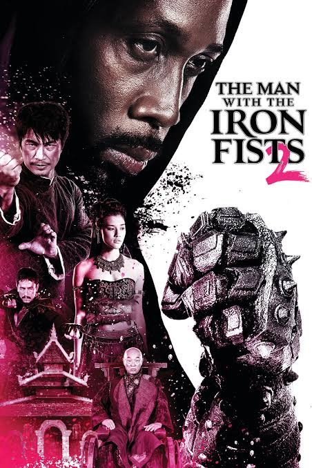 The Man with the Iron Fists 2012 Dual Audio 720p BluRay [Hindi – English] ESubs