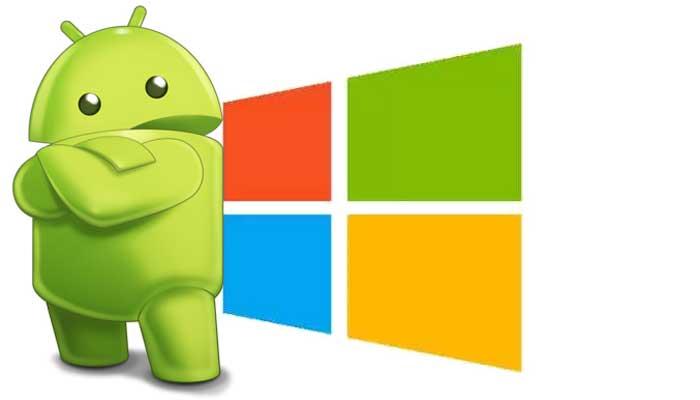 Perbedaan OS Windows dan OS Linux ( Android )