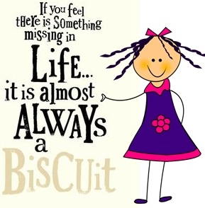 I LUV BISCUITS