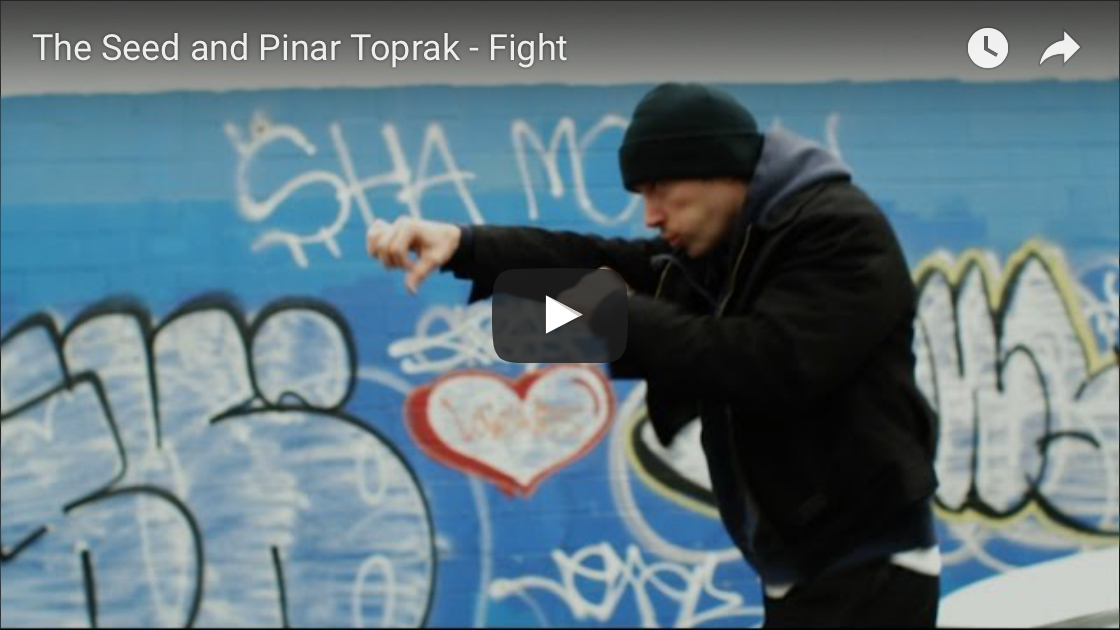 The Seed Pinar Toprak Fight Video