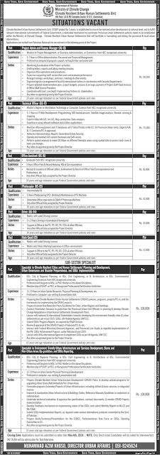 www.mocc.gov.pk jobs 2018,Ministry Of Climate Change Jobs 2019,Ministry Of Climate Change Jobs 2019 in Pakistan,Ministry of Climate Change Jobs 2019 Job Advertisement Pakistan,Ministry of Climate Change Jobs 2019 For Islamabad 2019,Ministry of Climate Change Govt of Pakistan Jobs Latest 2019