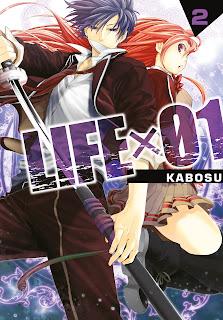 """""""LIFE x 01"""" volumen 2, disponible el 5 de julio en librerías. @Fandogamia"""
