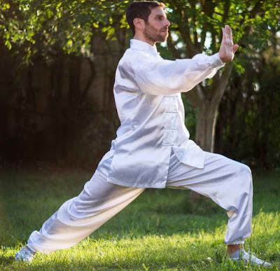 effortless exercise is Tai Chi