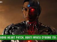 Cyborg Heart Patch Sebagai Bukti Kuat Adanya Cyborg