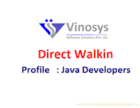 Vinosys-Software-walkin-freshers