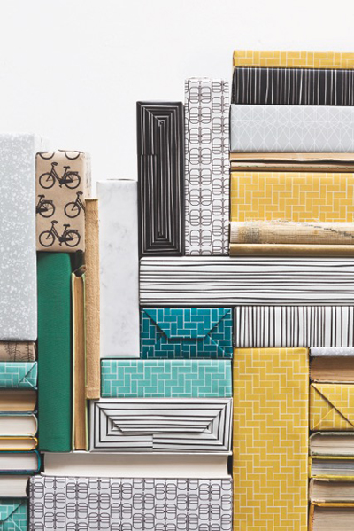 ompak giftwrap - urban spring collection by jurianne matter