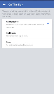 How to Turn Off Notifications For Memories On Facebook?