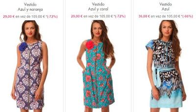 vestidos verano Almatrichi