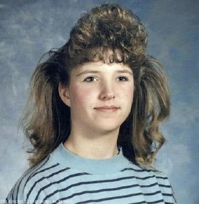 schreckliche Kinder Frisuren lustig - lange braune Haare