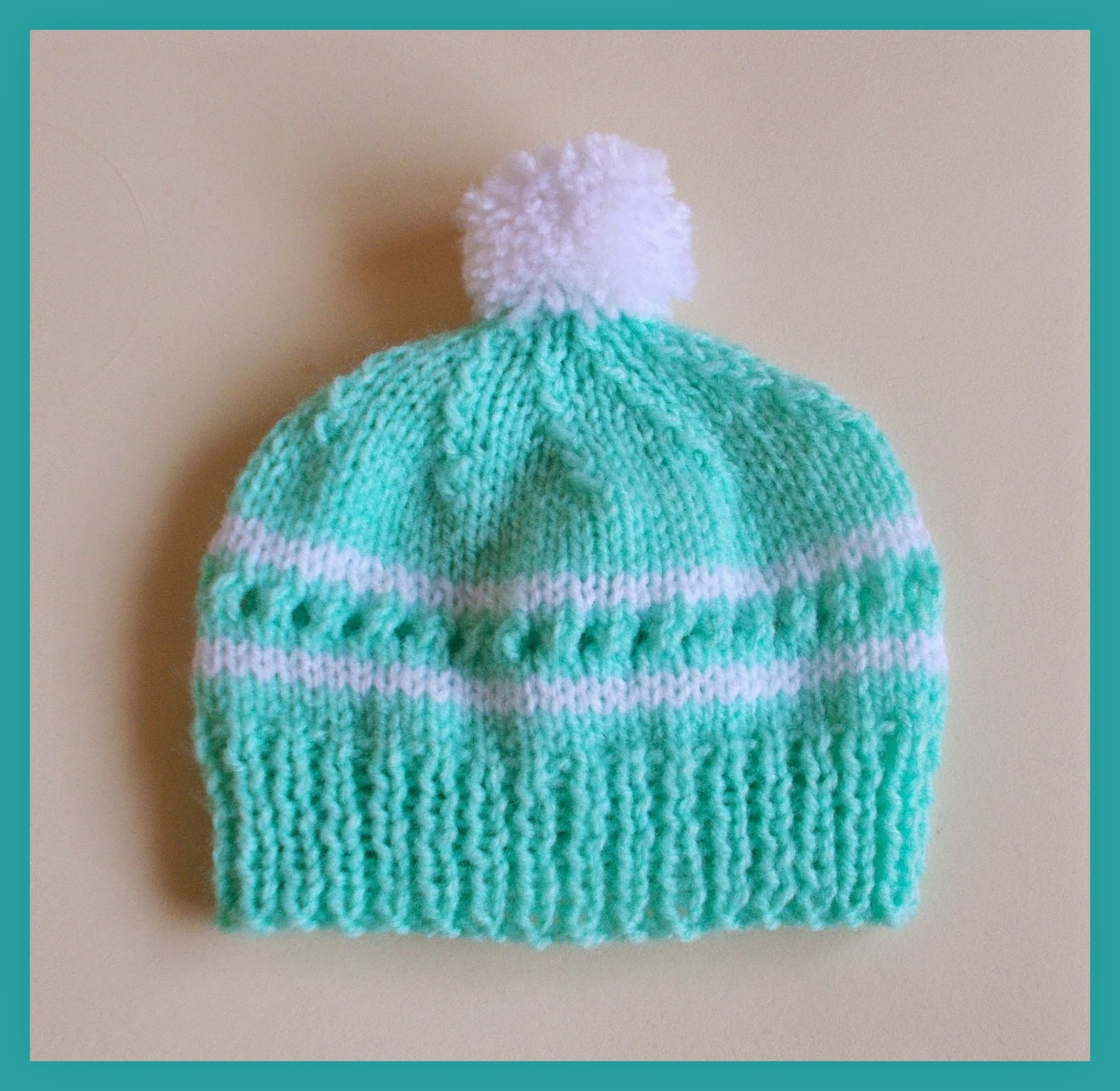 Marianna S Lazy Daisy Days Amanda Baby Hat