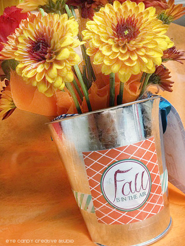 teacher gift idea, gift for teacher, fall gift tags, ideas using fall gift tags