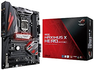 ASUS ROG MAXIMUS X HERO Drivers Windows 8.1 32-Bit |