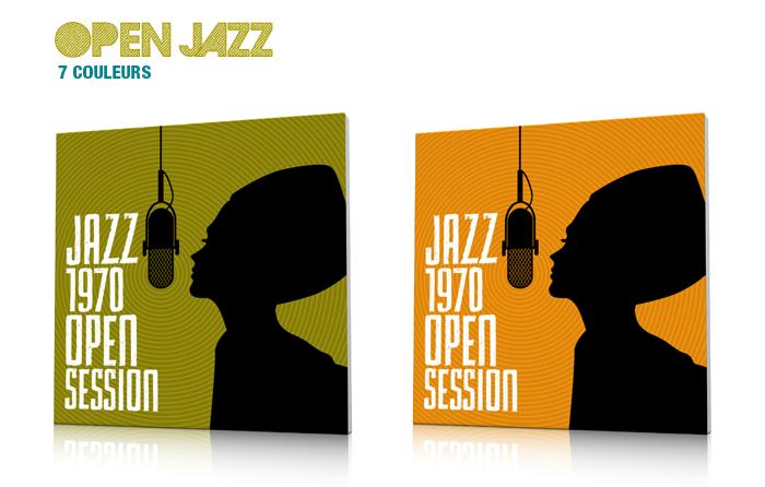 tableau open jazz