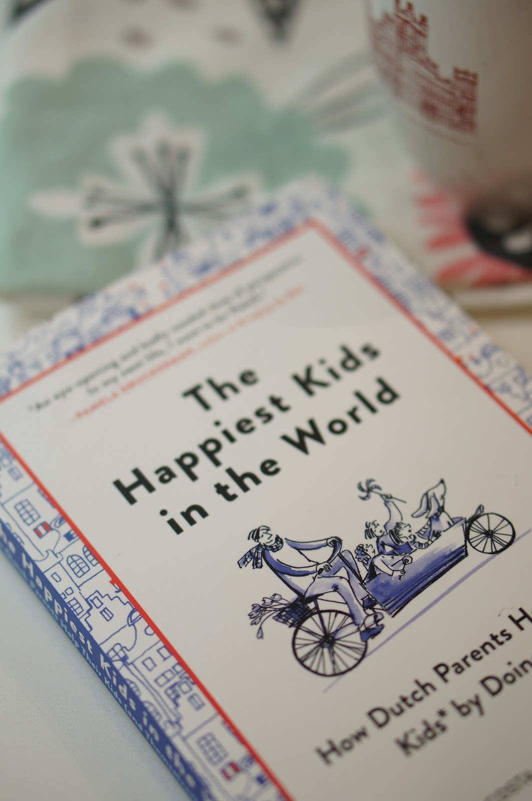 Rebecca Lately Rebecca Reads The Happiest Kids in the World Review