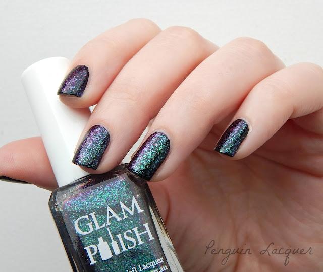 Glam Polish Harmony Wind mit Flasche