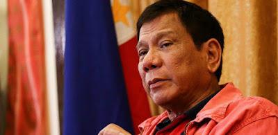 Presiden Filipina Acungkan Jari Tengah kepada Parlemen Uni Eropa