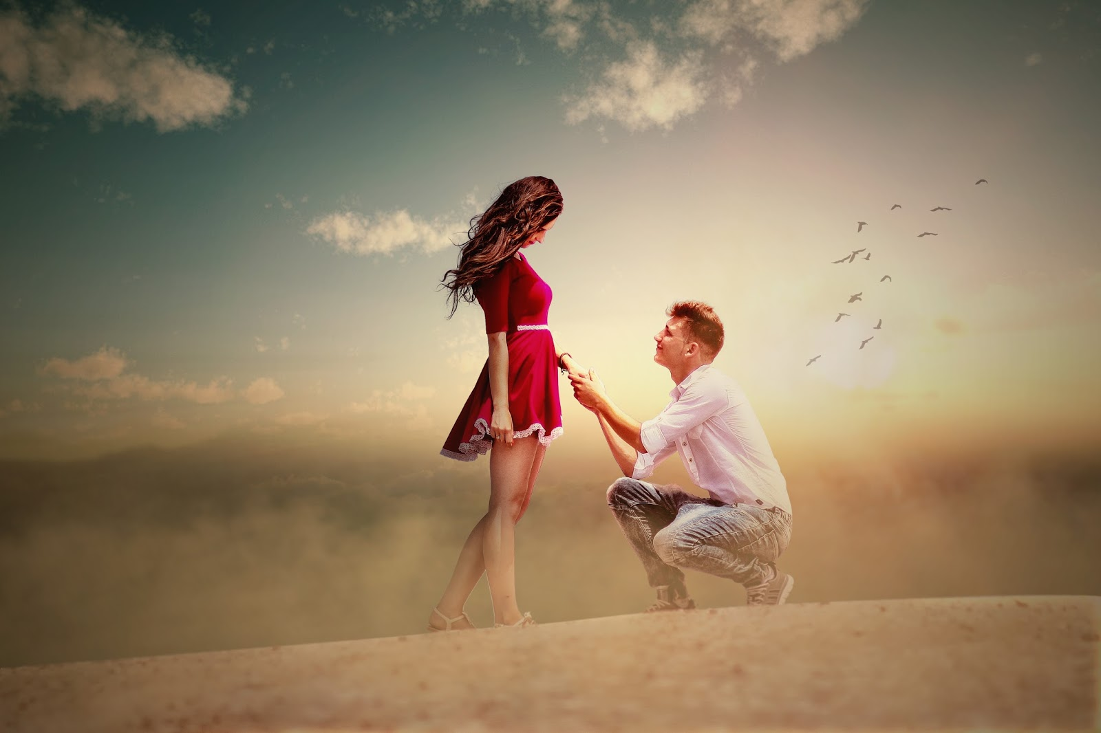 Romantic effects photo manipulation photoshop tutorial yo yo welcome to another yo yo niranjan tutorials in this tutorials i will show you how to turn a free stock image into a beautiful manipulation baditri Gallery