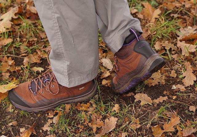 Keen Terradora boots review