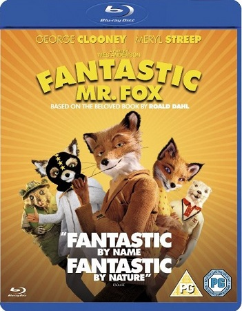Poster Of Fantastic Mr Fox 2009 English 300MB BRRip 480p ESubs Free Download Watch Online