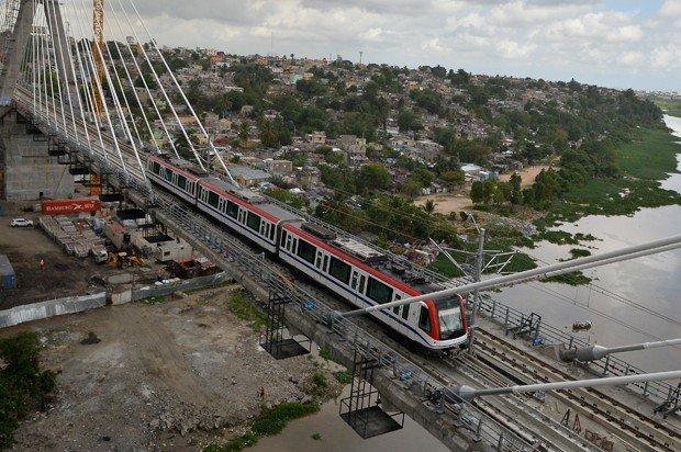 Mañana podría arrancan la Línea 2B del Metro Santo Domingo