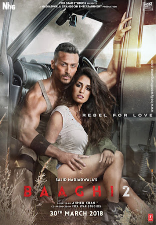 Baaghi 2 (2018) Movie Poster