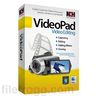 VideoPad Video Editor Professional