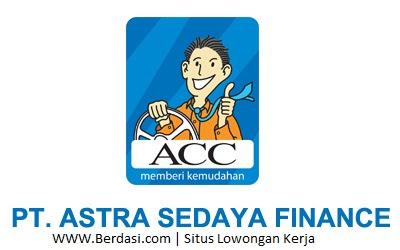 Lowongan Kerja Magelang PT Astra Sedaya finance