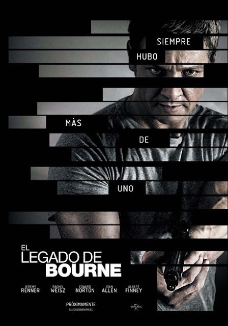 El Legado de Bourne