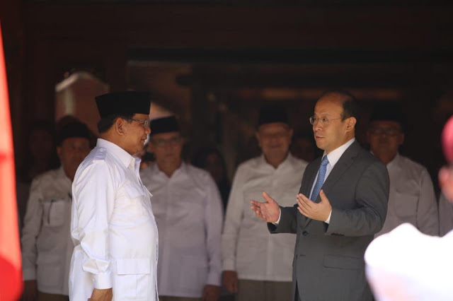 Dubes China Sowan ke Prabowo, Mustofa Nahra: Artinya Prabowo Sangat Disegani China