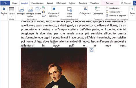 Come inserire immagini in Word