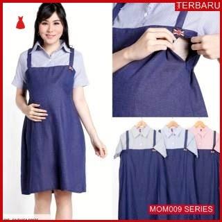 MOM009D14 Dress Hamil Menyusui Holiday Ibu Dresshamil Ibu Hamil