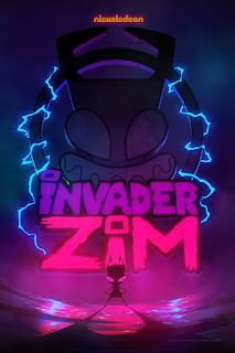 SDCC 2018 Nickelodeon Reveals INVADER ZIM TV Movie