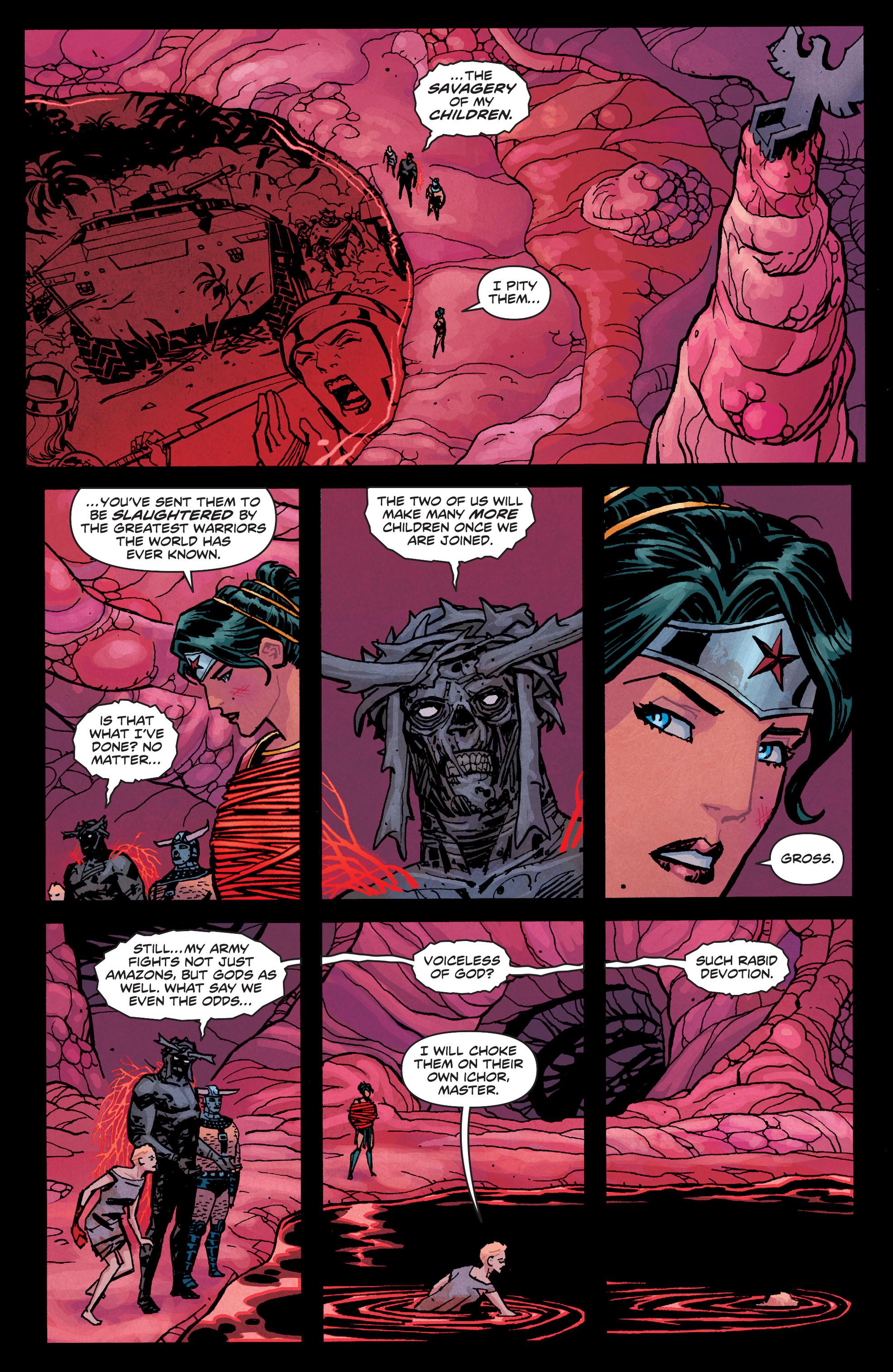 Read online Wonder Woman (2011) comic -  Issue #33 - 10
