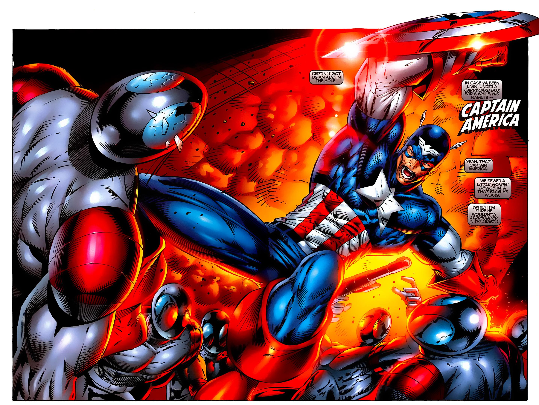 Captain America (1996) Issue #5 #5 - English 5